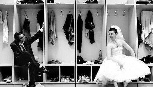 Свежие идеи для свадебных фото со всей