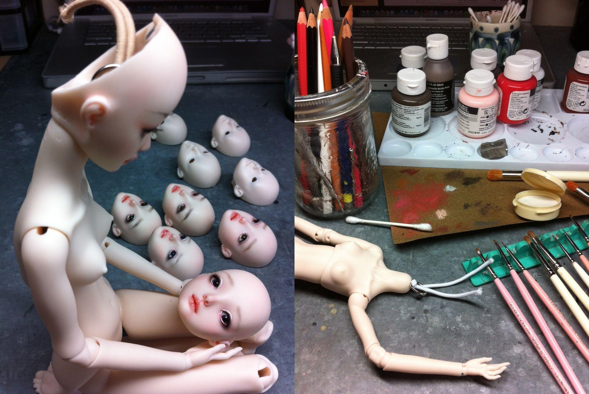Секс из куклами 22 фотография