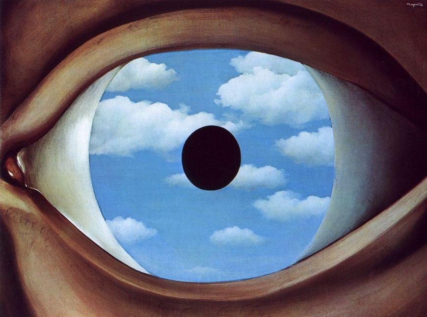 Magritte los amantes
