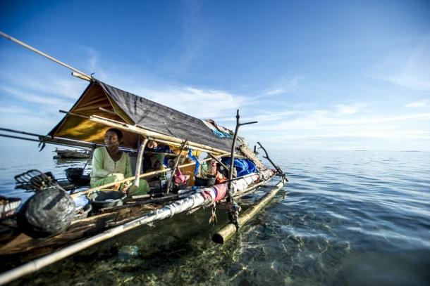 лодка в юго-восточной азии как называется