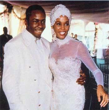 Свадьба хьюстон и брауна фото
