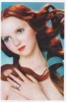 Лили Коул (Lily Cole) а-ля Венера Милосская…