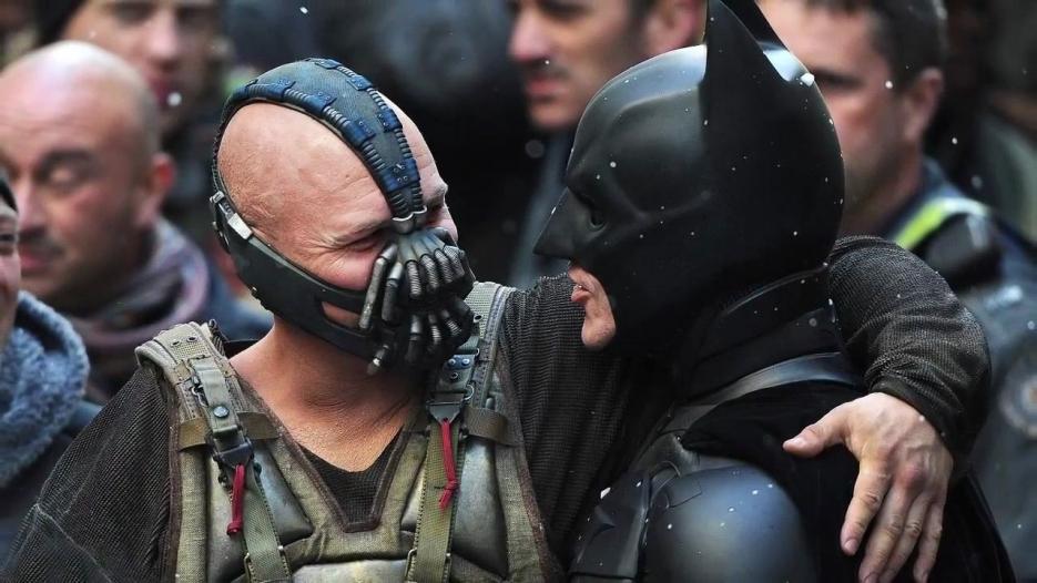 бейн из бэтмена фото