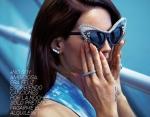 Лана Дель Рей в фотосессии апрельского номера журнала S Moda