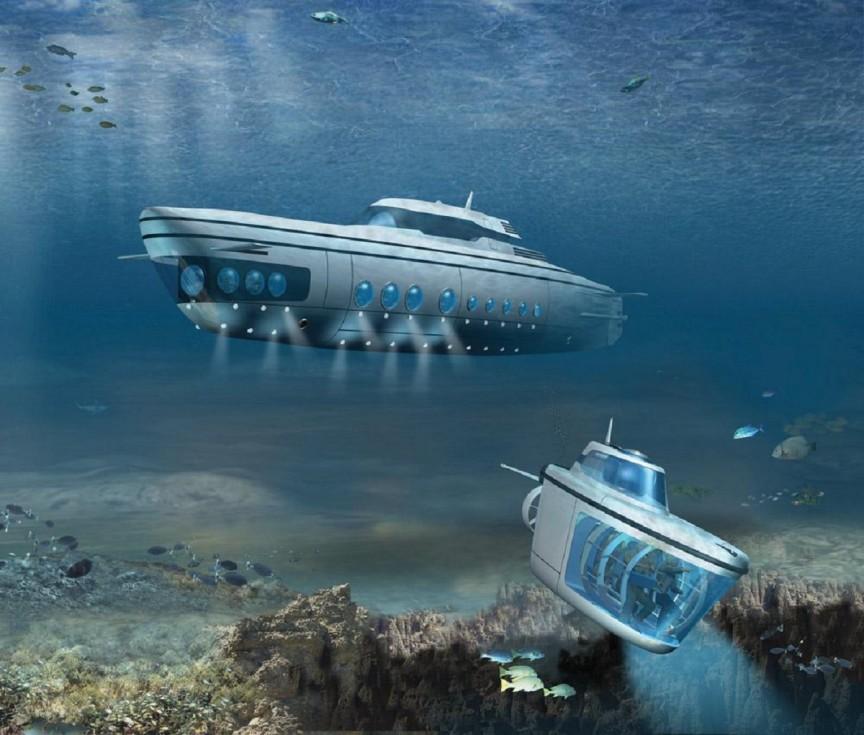 подводные лодки жизнь на них