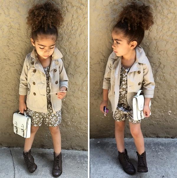 Как модно одевать детей фото