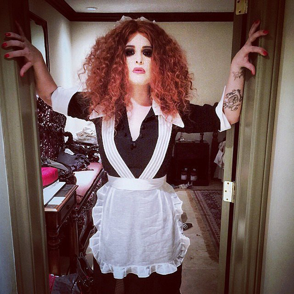 Kelly-Osbourne-dressed-Magenta-from-Rocky-Horror-Picture-Show