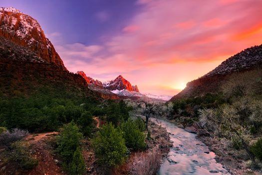 Национальный парк Зион