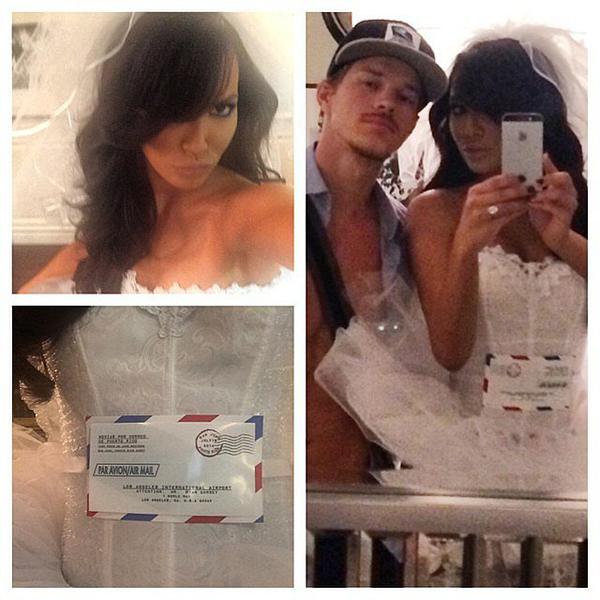 Naya-Rivera-said-she-dressed-up-husband-Ryan-Dorsey-mail-order