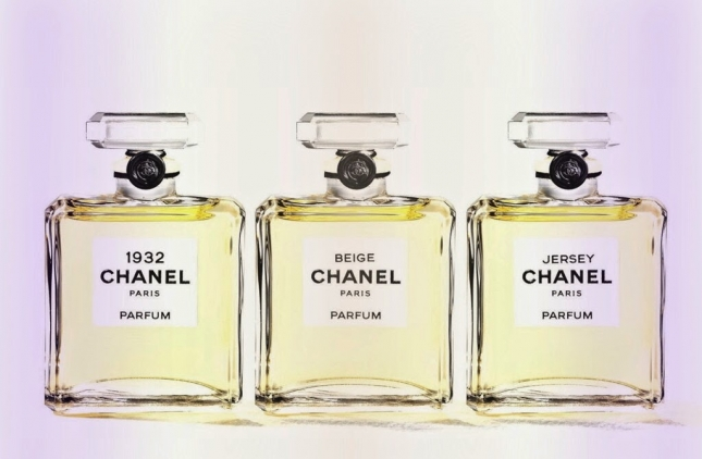 Persolaise Chanel Jersey Beige 1932 extrait
