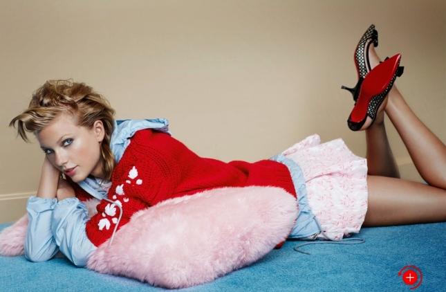 Taylor Swift - Vogue Magazine, UK, November 2014 12