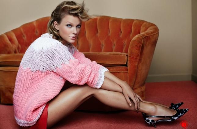 Taylor Swift - Vogue Magazine, UK, November 2014 23