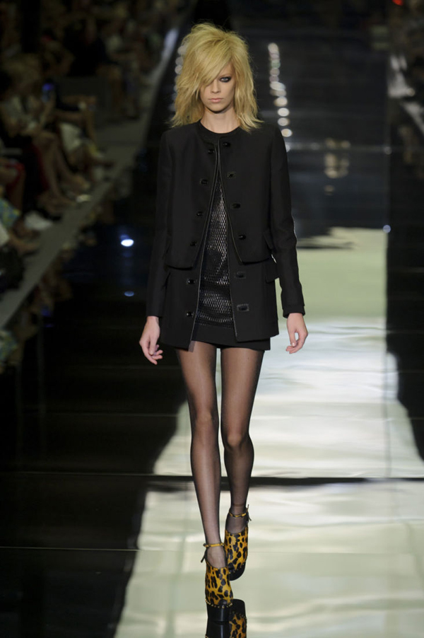 Tom Ford spring 2015 лекси