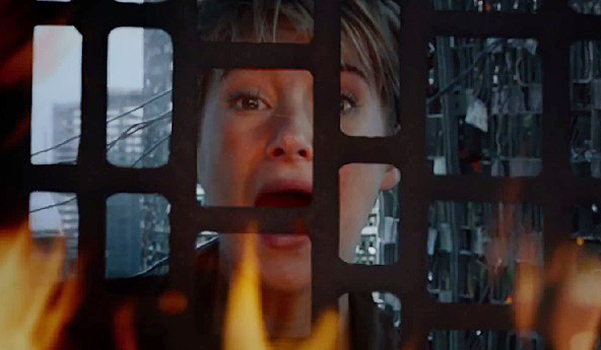 Кадр из фильма «Инсургент»