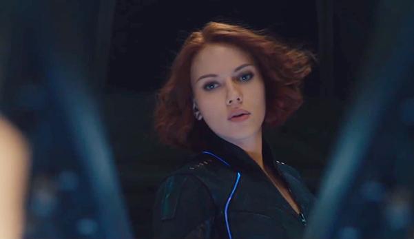 """Кадр из фильма """"Мстители: Эра Альтрона"""""""