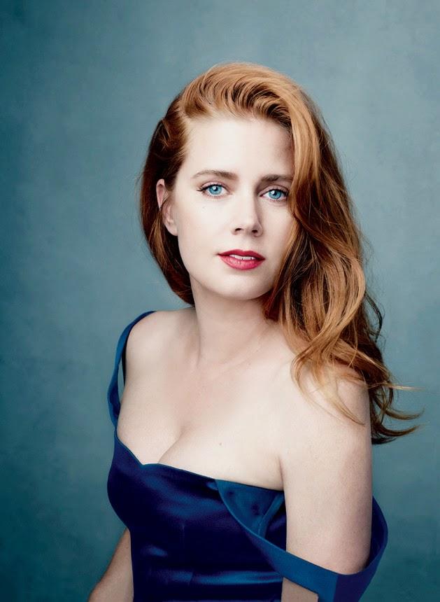 Эми Адамс в фотосессии для Vogue США