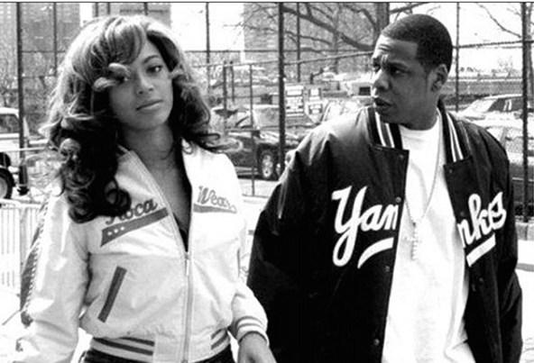 "Бейонсе и Джей Зи: ""Crazy in love, 2002, Бронкс"""