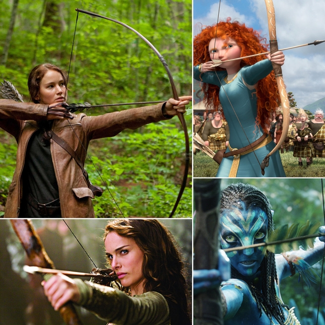 Female-Archers-Movies