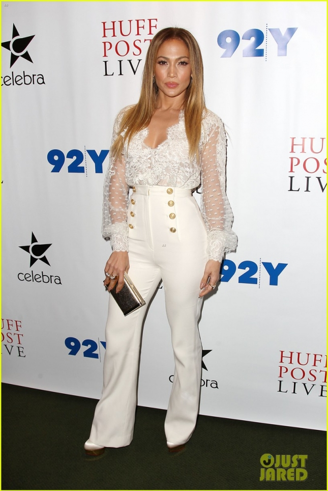 """Jennifer Lopez Has an Intimate Conversation with Hoda Kotb to Celebrate Her New Book """"True Love"""""""