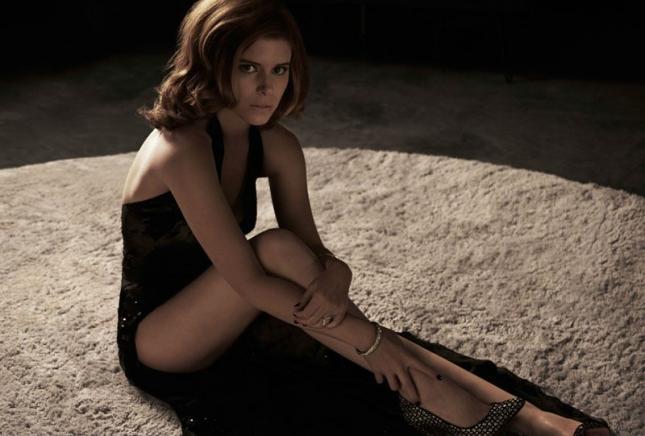 Кейт Мара в фотосессии для Yahoo! Style