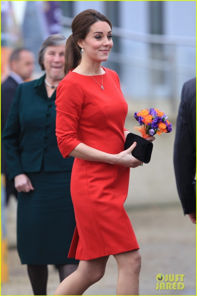 Duchess of Cambridge attends EACH Norfolk Capital Appeal launch