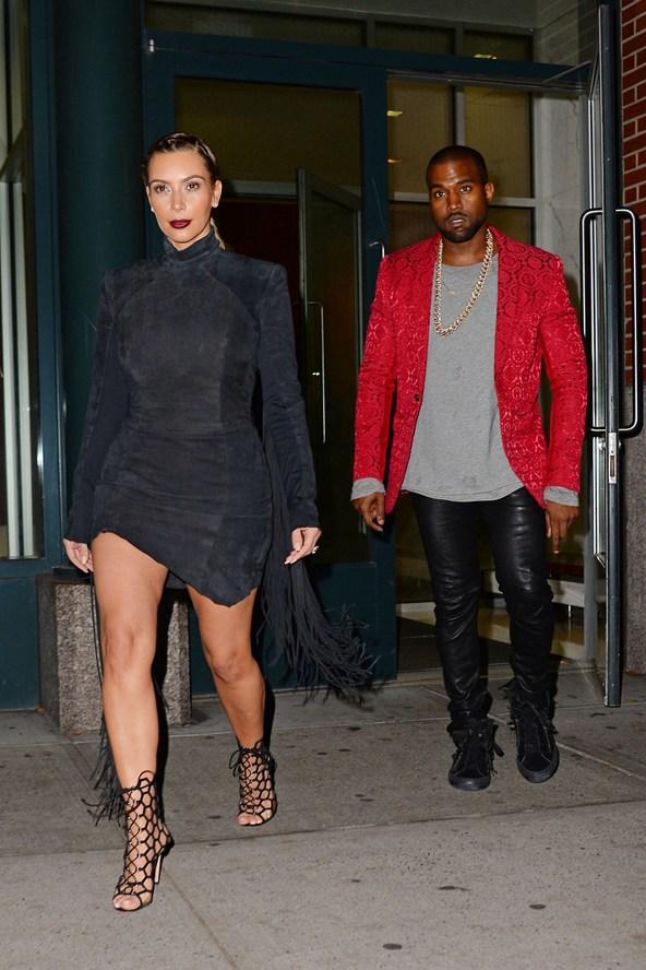 kim-kardashian-kanye-west-glamour-25nov13-rex_592x888