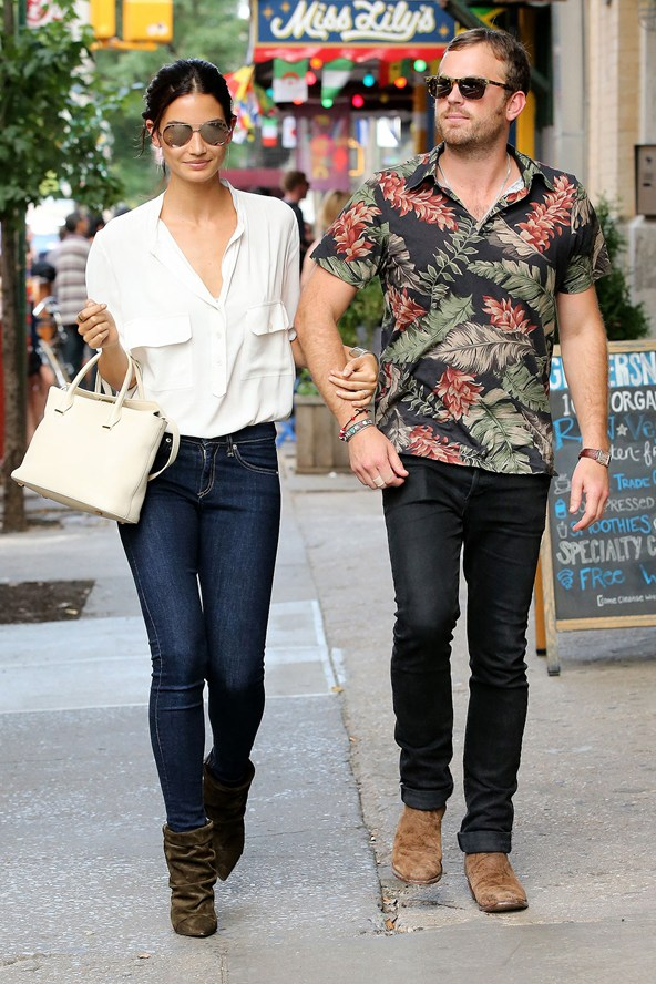 Lily-Aldridge-and-Caleb-Followill_glamour_2jul14_spl_b_592x888