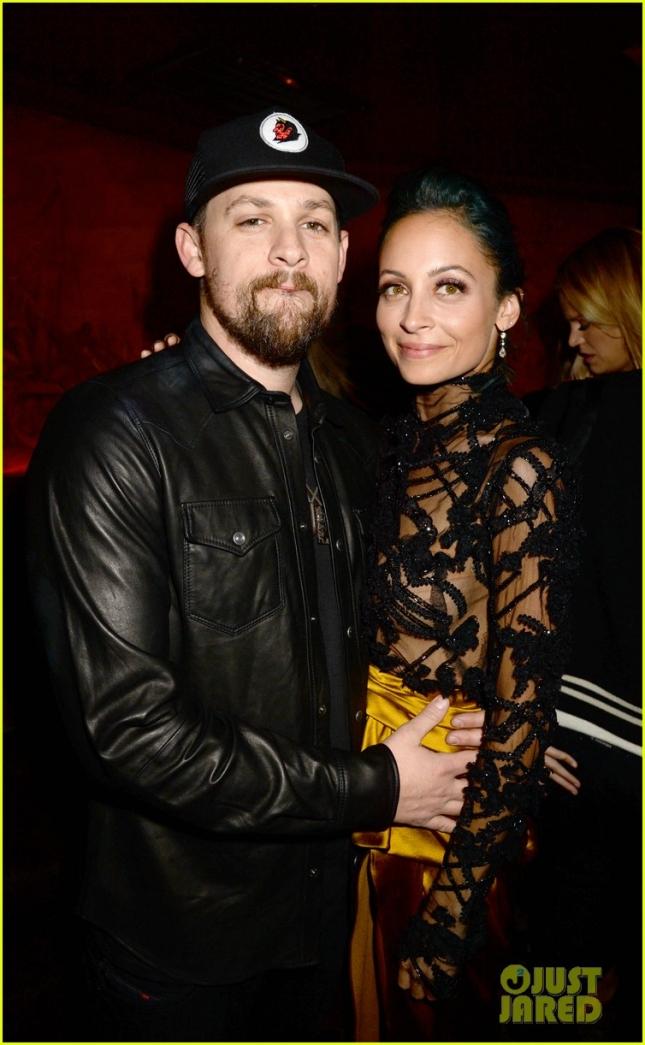 Николь с мужем Джоэлем Мэдденом