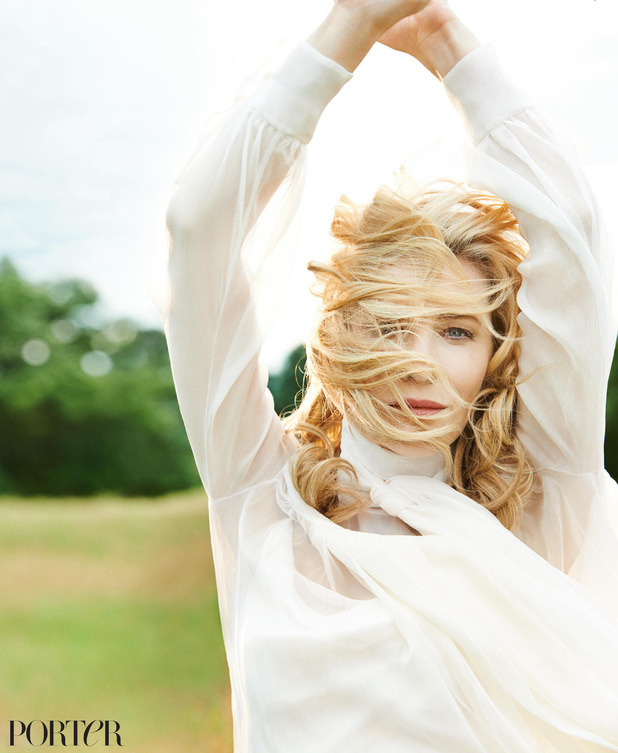 Кейт Бланшетт для Porter Magazine