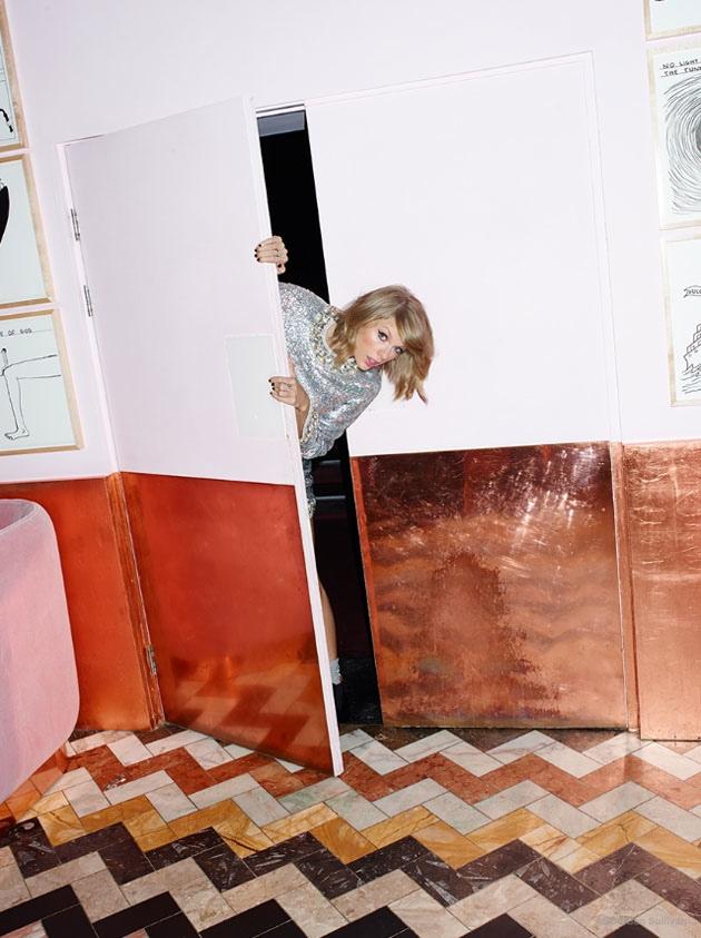 Тейлор Свифт на страницах Asos Magazine