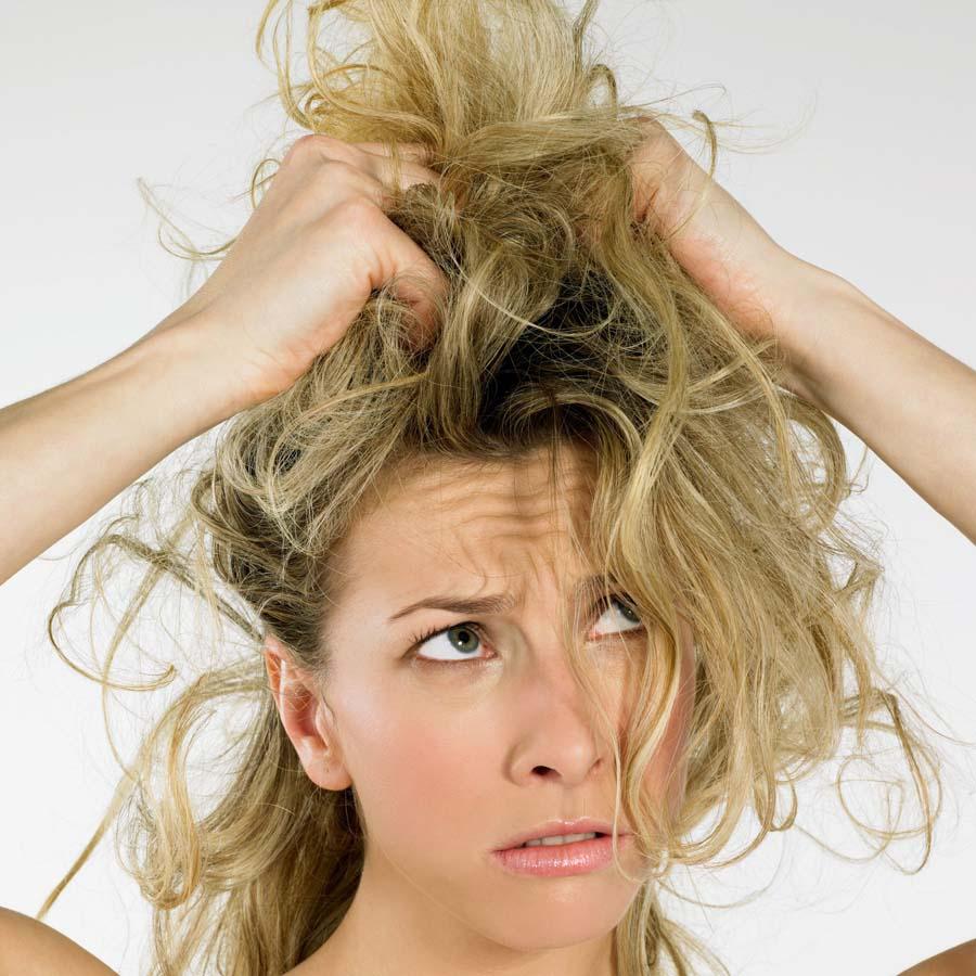 Как сделать волосы толстыми и жесткими 109