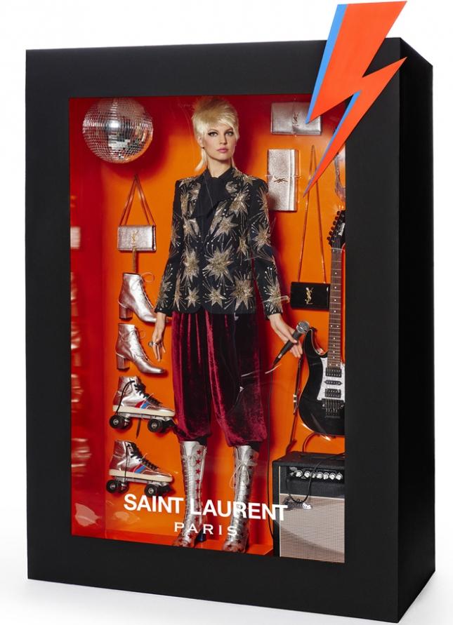 Элизабет Эрм в Vogue Париж