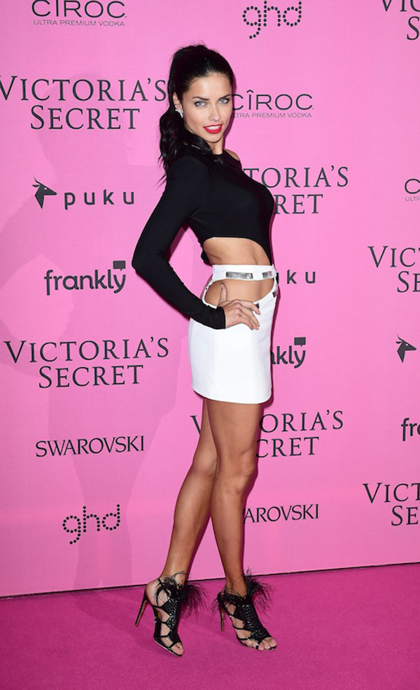 Victoria's Secret Fashion Show 2014 VIP After Party in London