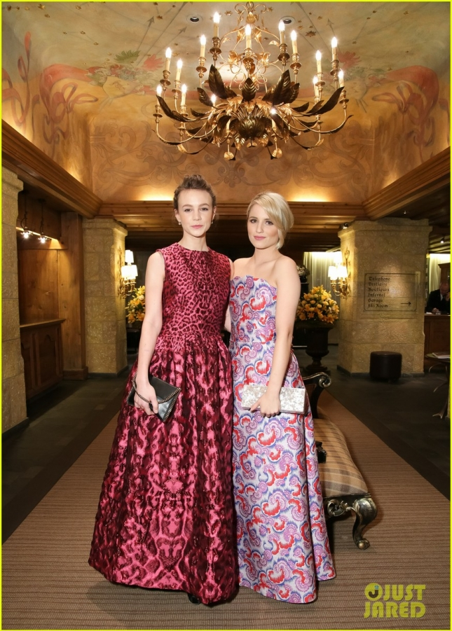 ASMALLWORLD Gstaad 10th Anniversary Winter Weekend Gala Benefit hosted by SABINE HELLER AND PATRICK LIOTARD-VOGT AND CAREY MULLIGAN for WARCHILD