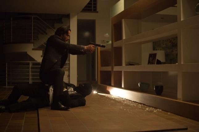 Кадр из фильма «Джон Уик»