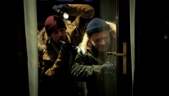 Кадр из фильма «Елки лохматые»
