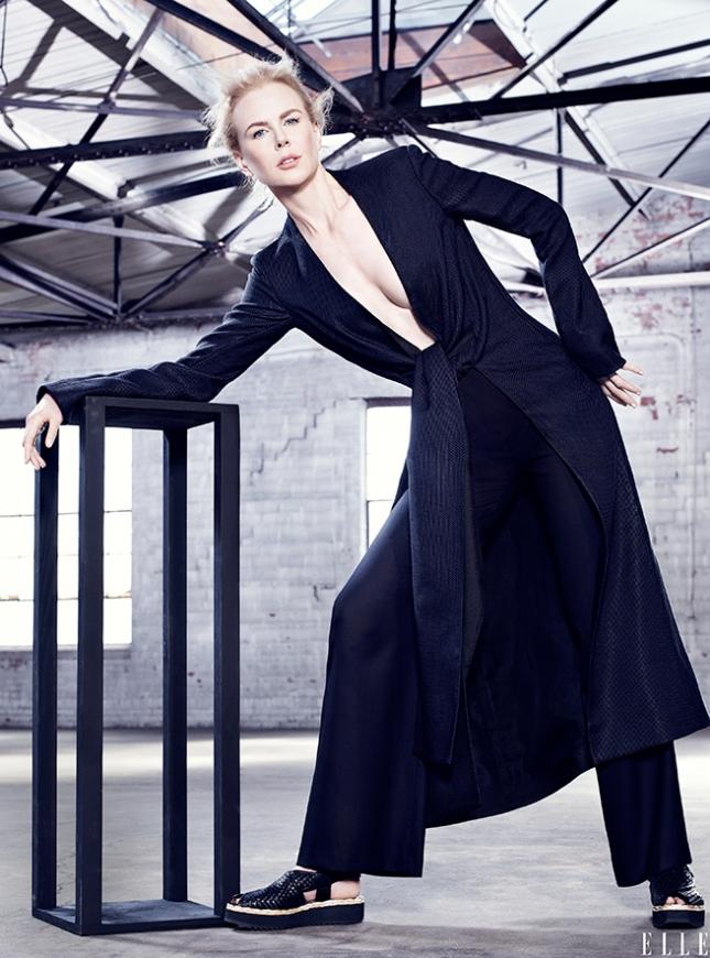 Николь Кидман для Elle США