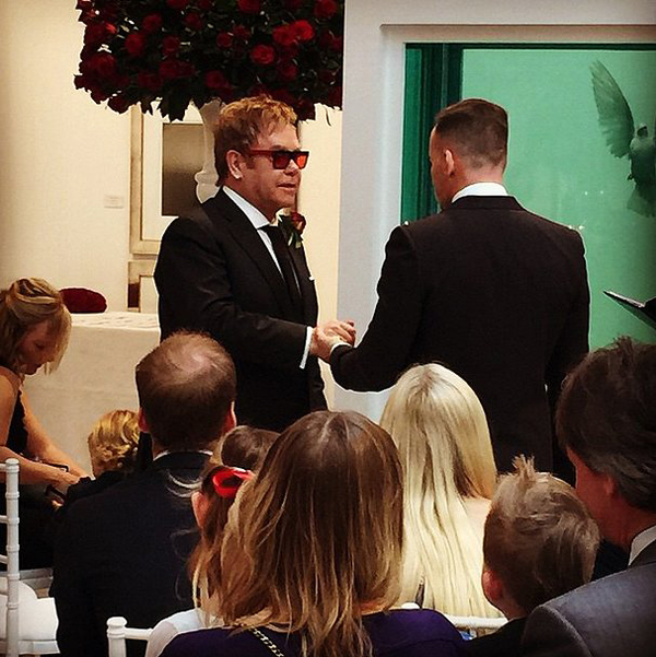 Elton-John-Wedding-Pictures
