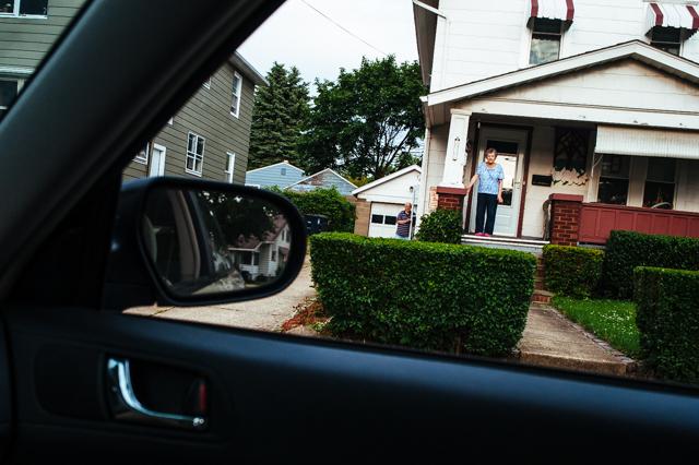 Goodbye at the Door