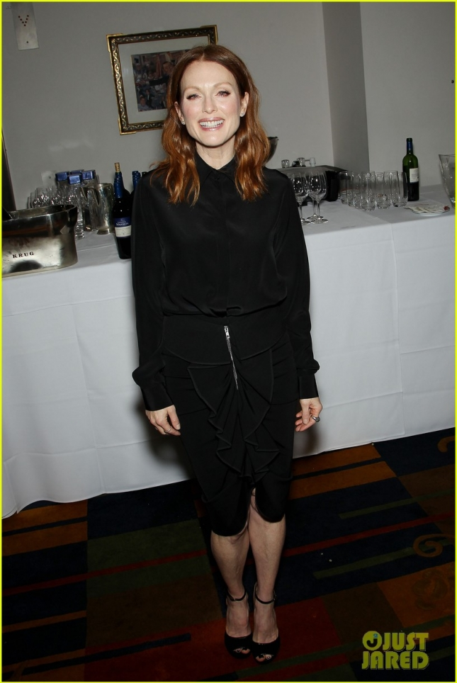 "New York Special Luncheon for Sony Pictures Classics ""Still Alice"" Hosted by Ellen Barkin"