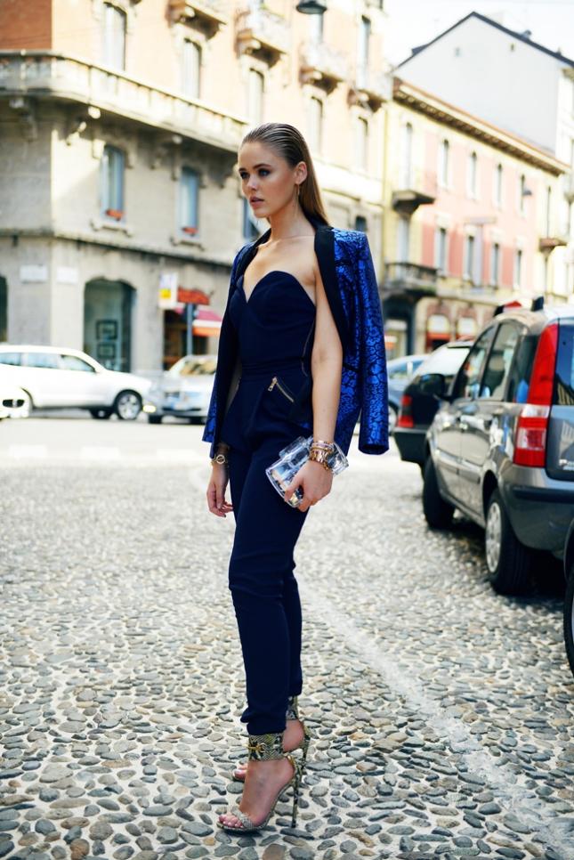 Фэшн-блогер Кристина Базан