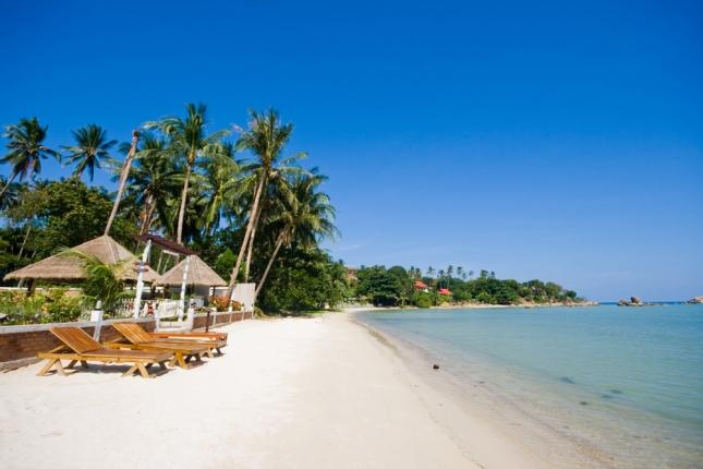 Пляж Ламай на острове Самуи