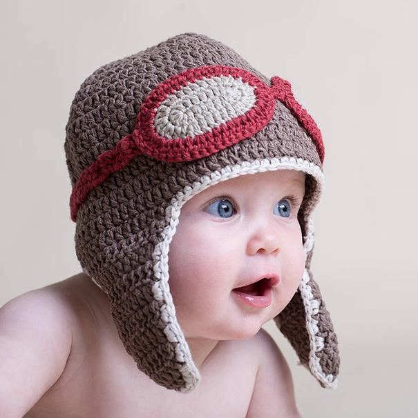 Вязать ребенку шапку