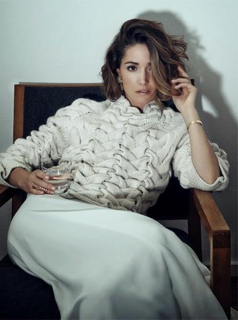Роуз Бирн для The Edit Magazine, декабрь 2014