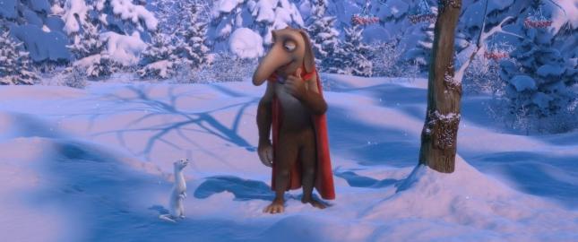 Кадр из фильма «Снежная королева 2: Перезаморозка»