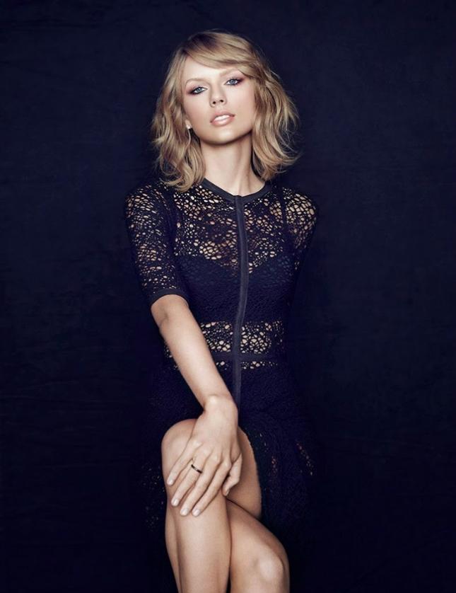 Тейлор Свифт в фотосессии Billboard Magazine