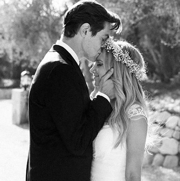 свадебные фото Эшли Тисдейл