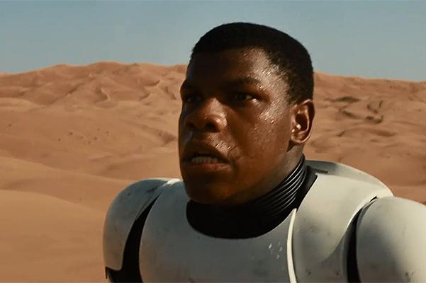 """Кадр из фильма """"Звездные войны. Эпизод VII: Пробуждение Силы"""""""