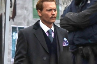 "Johnny Depp Films ""Mortdecai"""