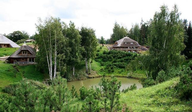 Гостевые дома в Амациемс